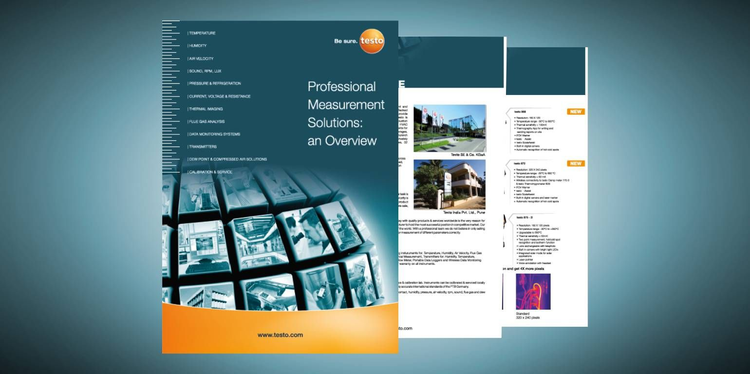To Testo Product Catalogs