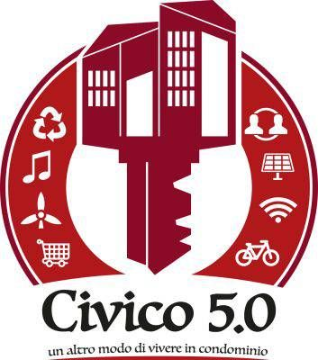 logo civico 5.0