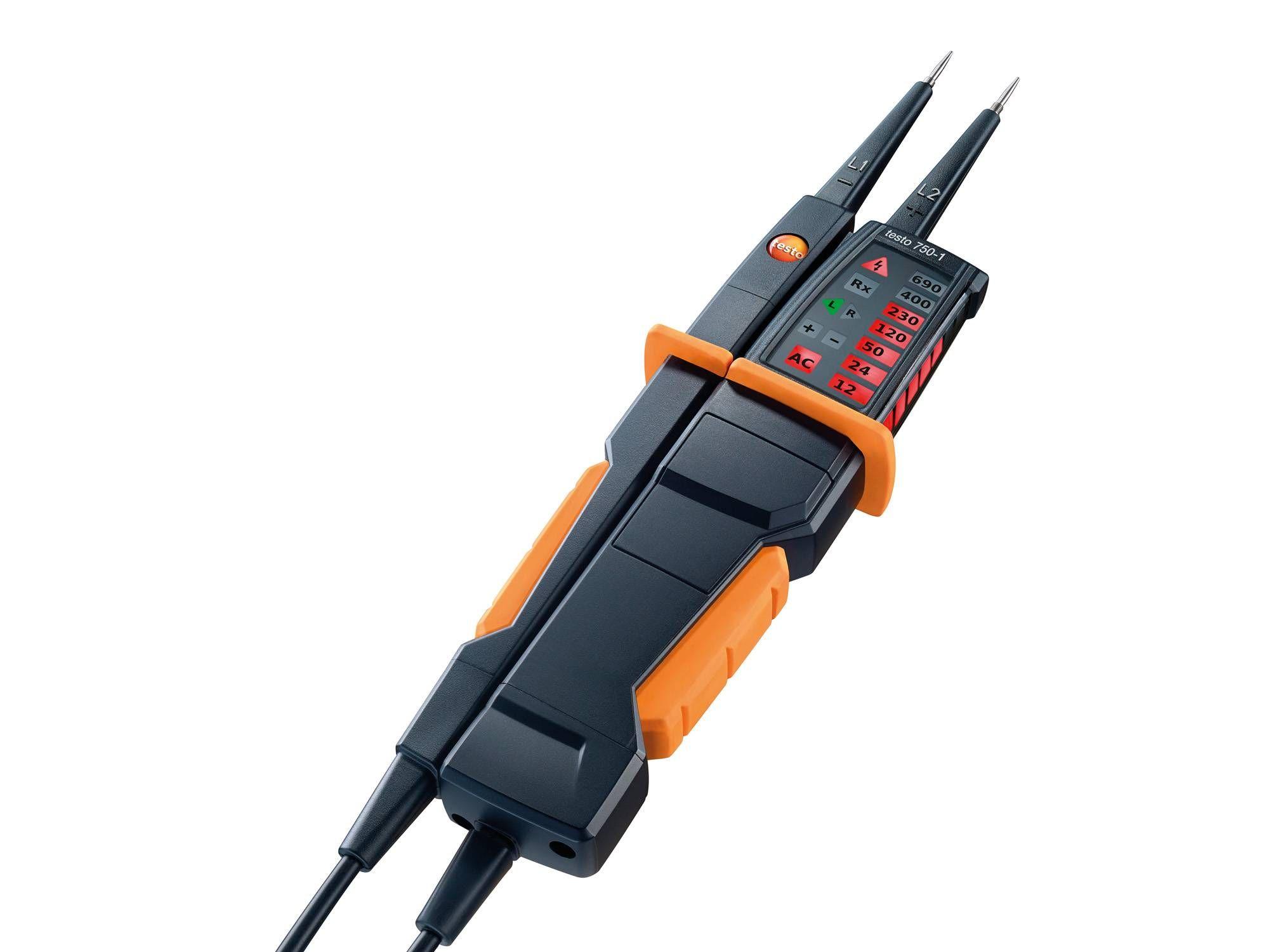 Gerilim test cihazı testo 750-1