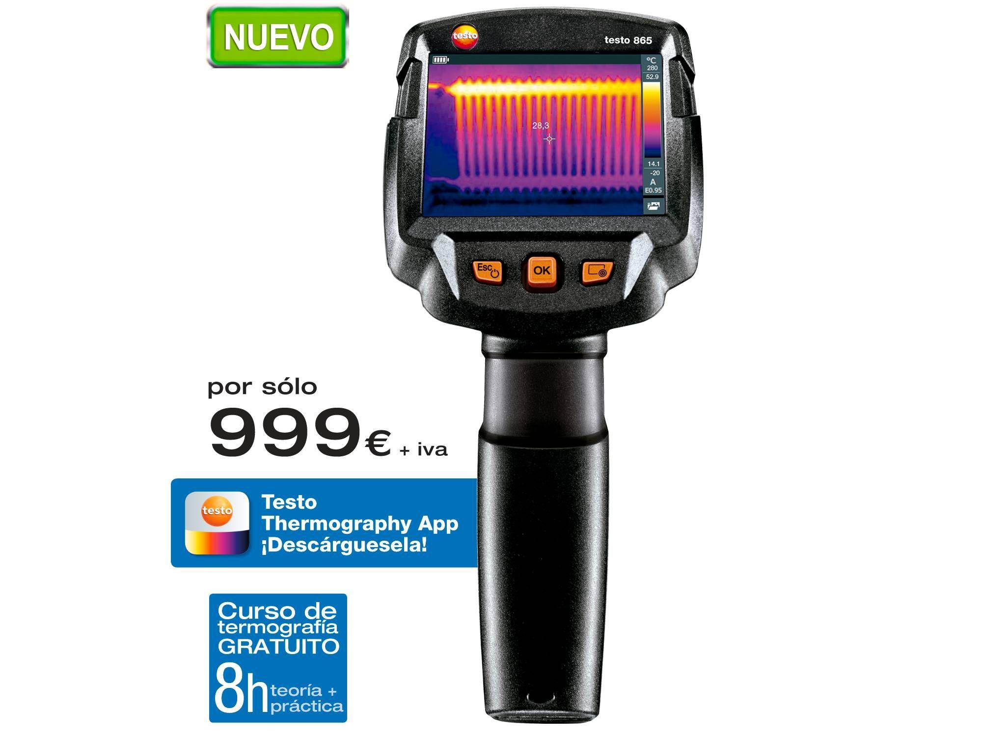 Promoción testo 865 a 999 EUR