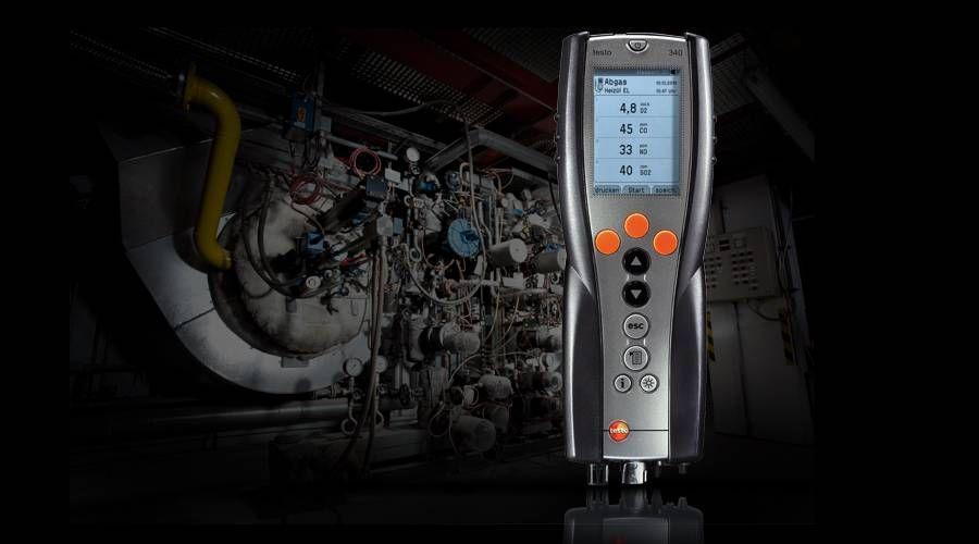 testo 340 四組分煙氣分析儀