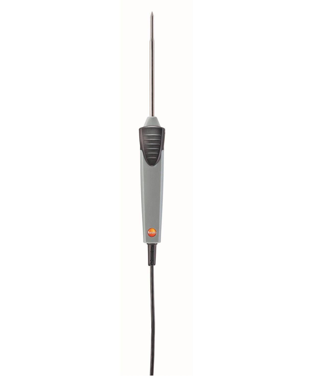 Waterproof immersion/penetration probe with NTC temperature sensor