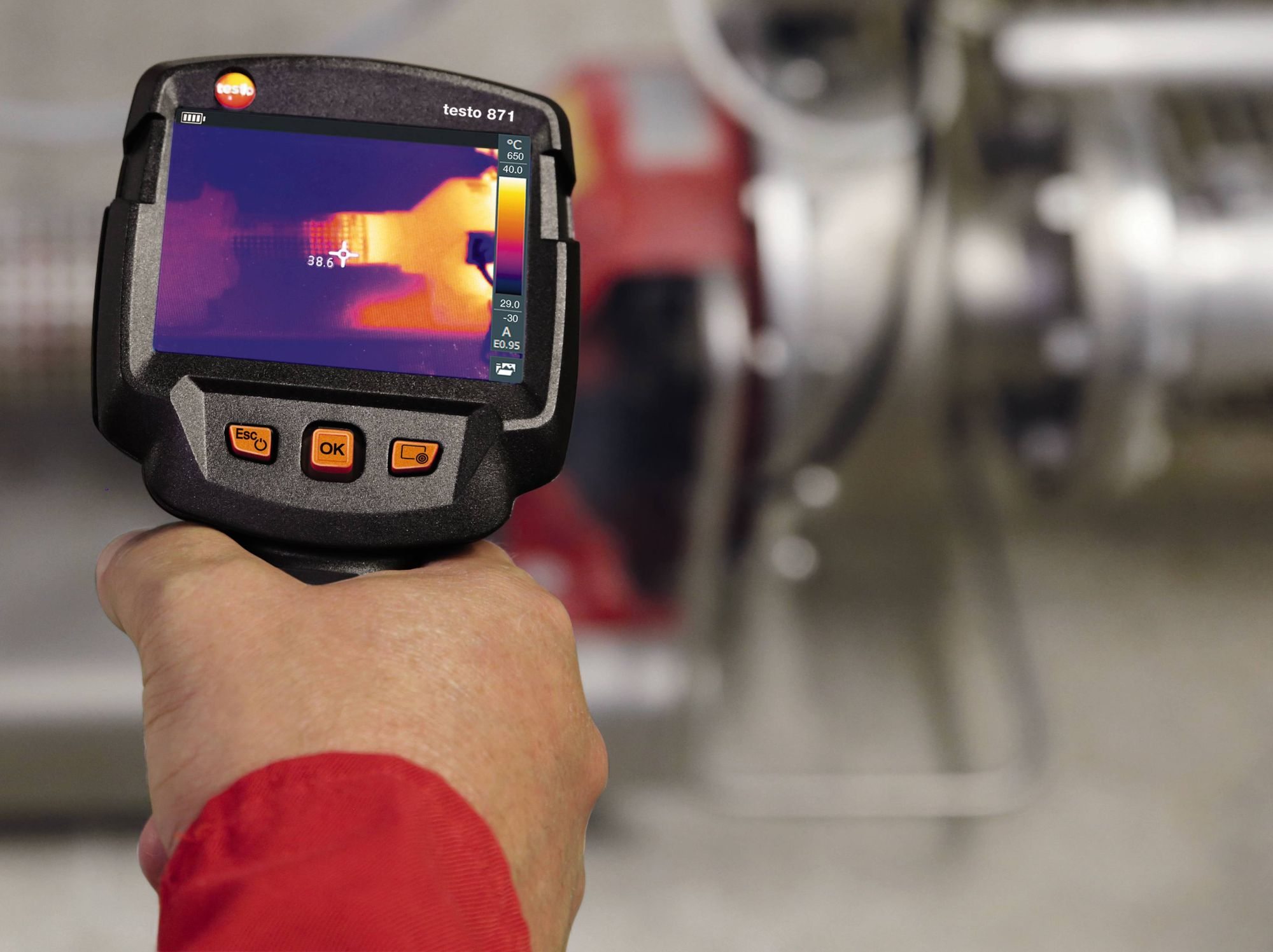 Formation thermographie Industrielle