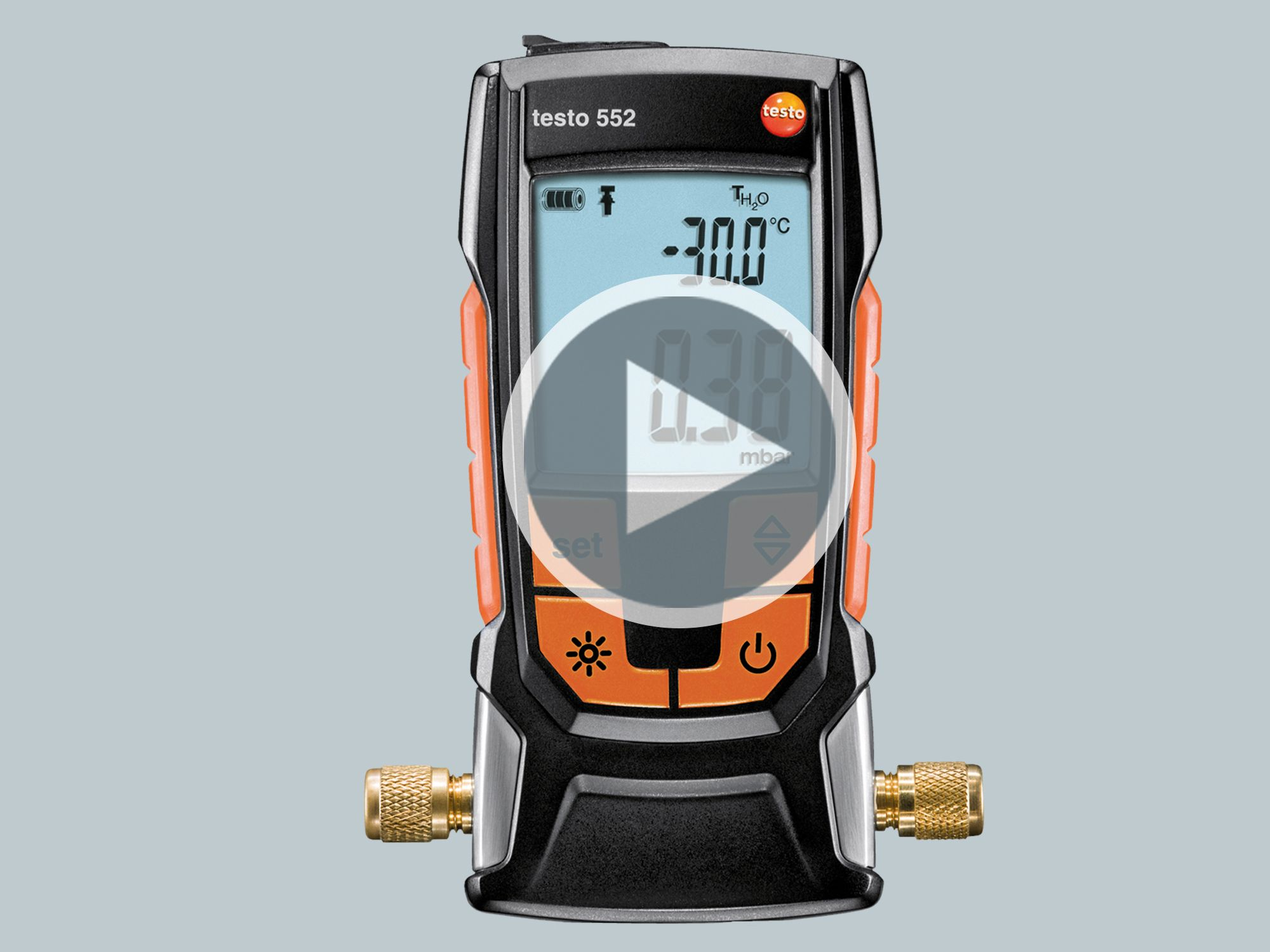Application Videos: testo 552