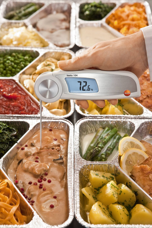 testo 104 temperatuur meetinstrument