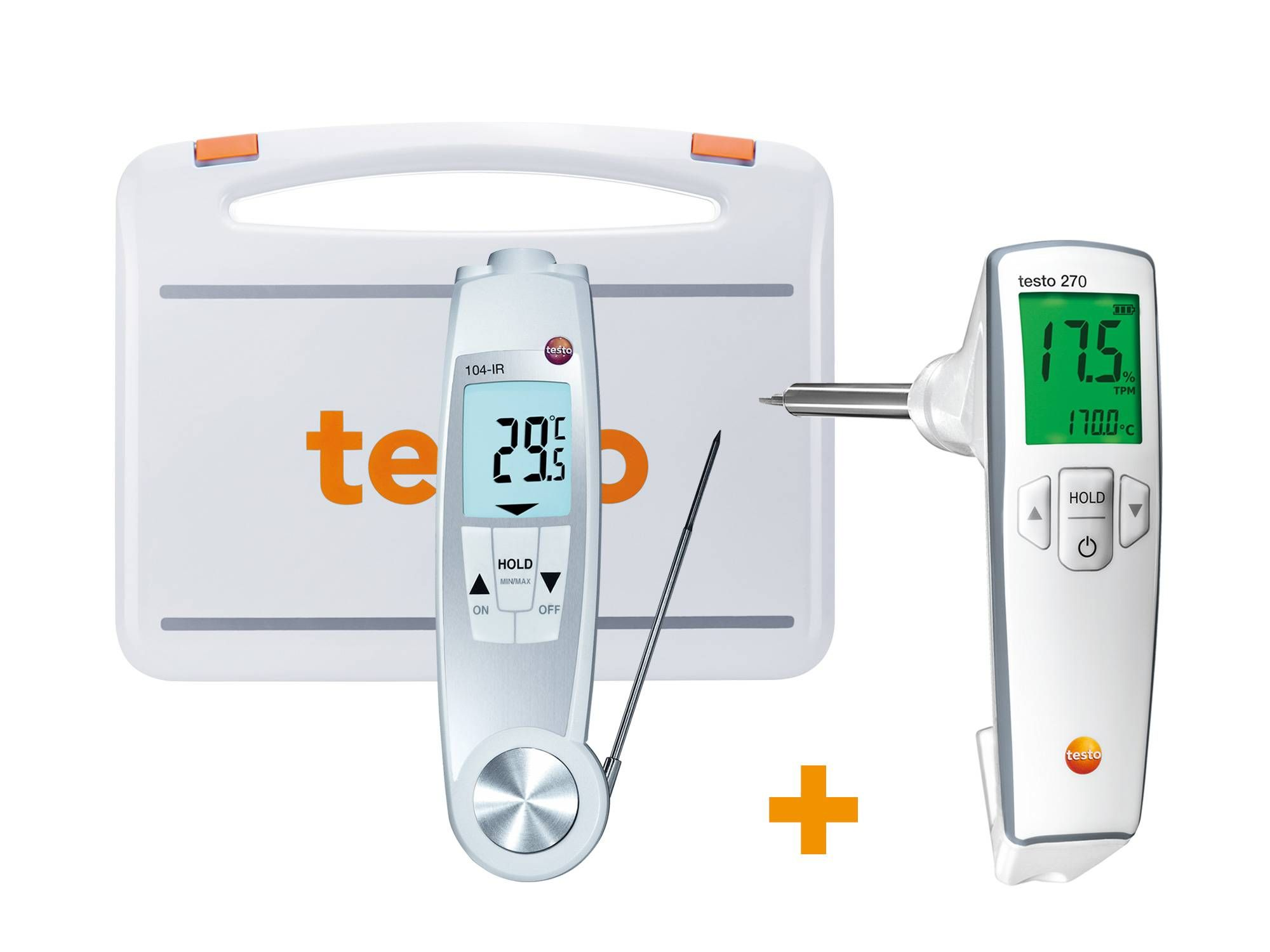 食用油品質檢測儀和溫度套裝