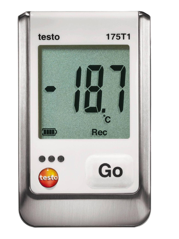 Enregistreurs de température