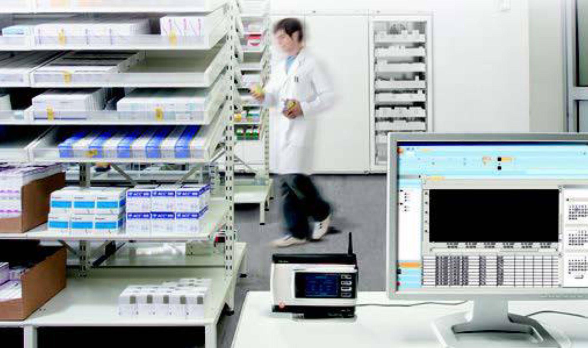 医院药房药品温度监测