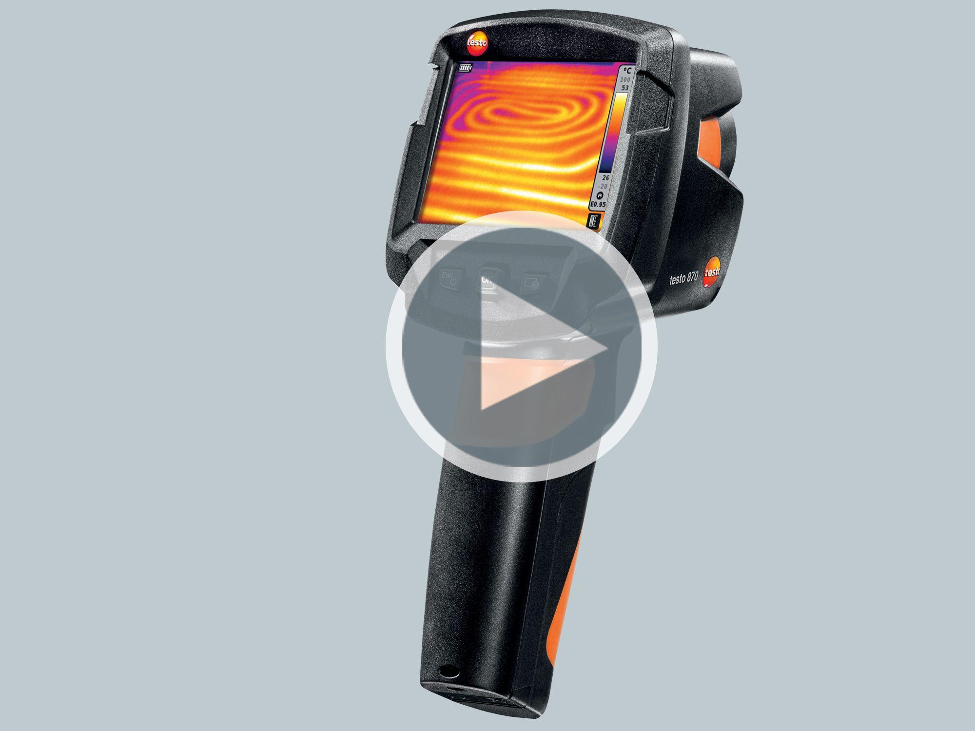 How-To Videos: testo 870