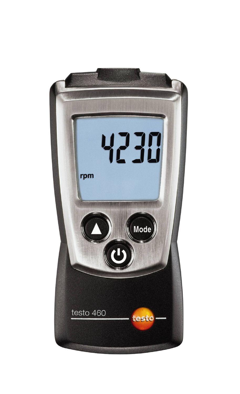 testo 460 toerentalmeter