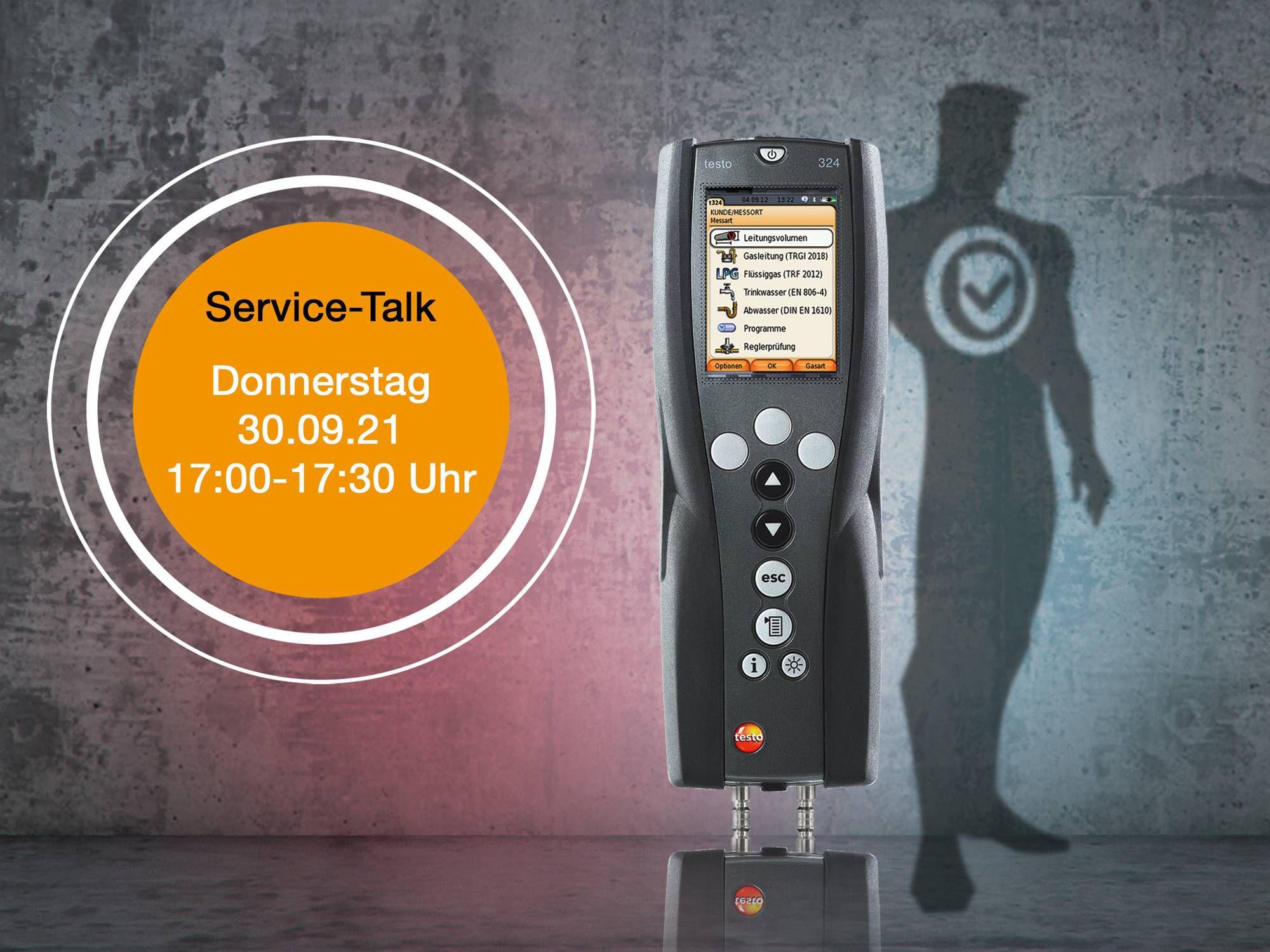 Servicetalk testo 324