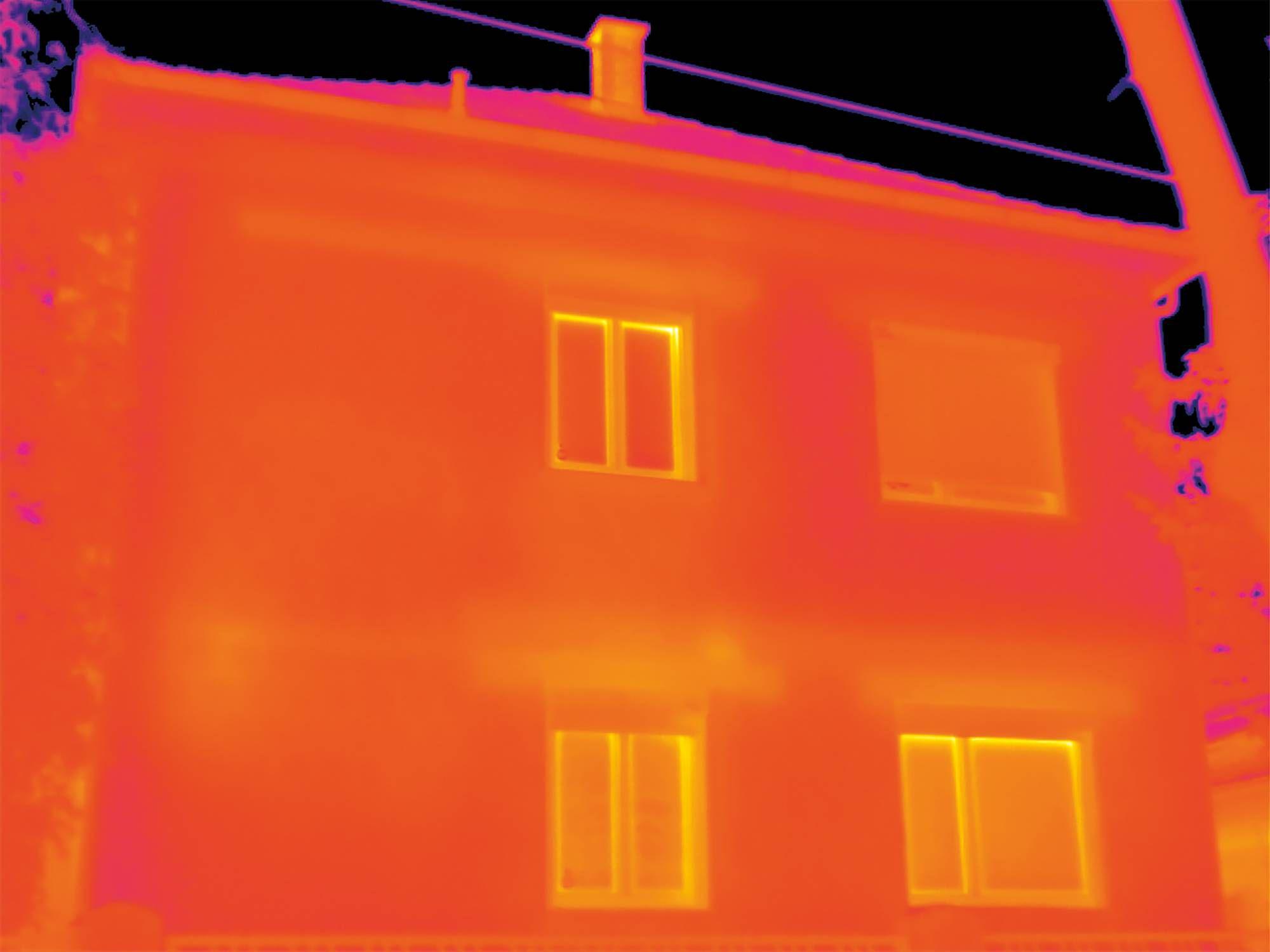 Thermografie ohne ScaleAssist