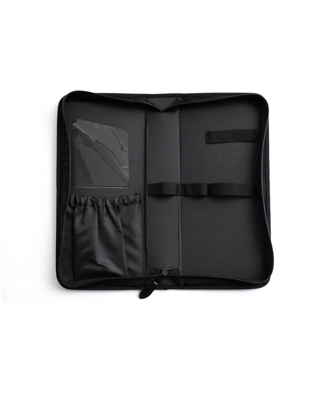 Soft case for measuring instrument - inside