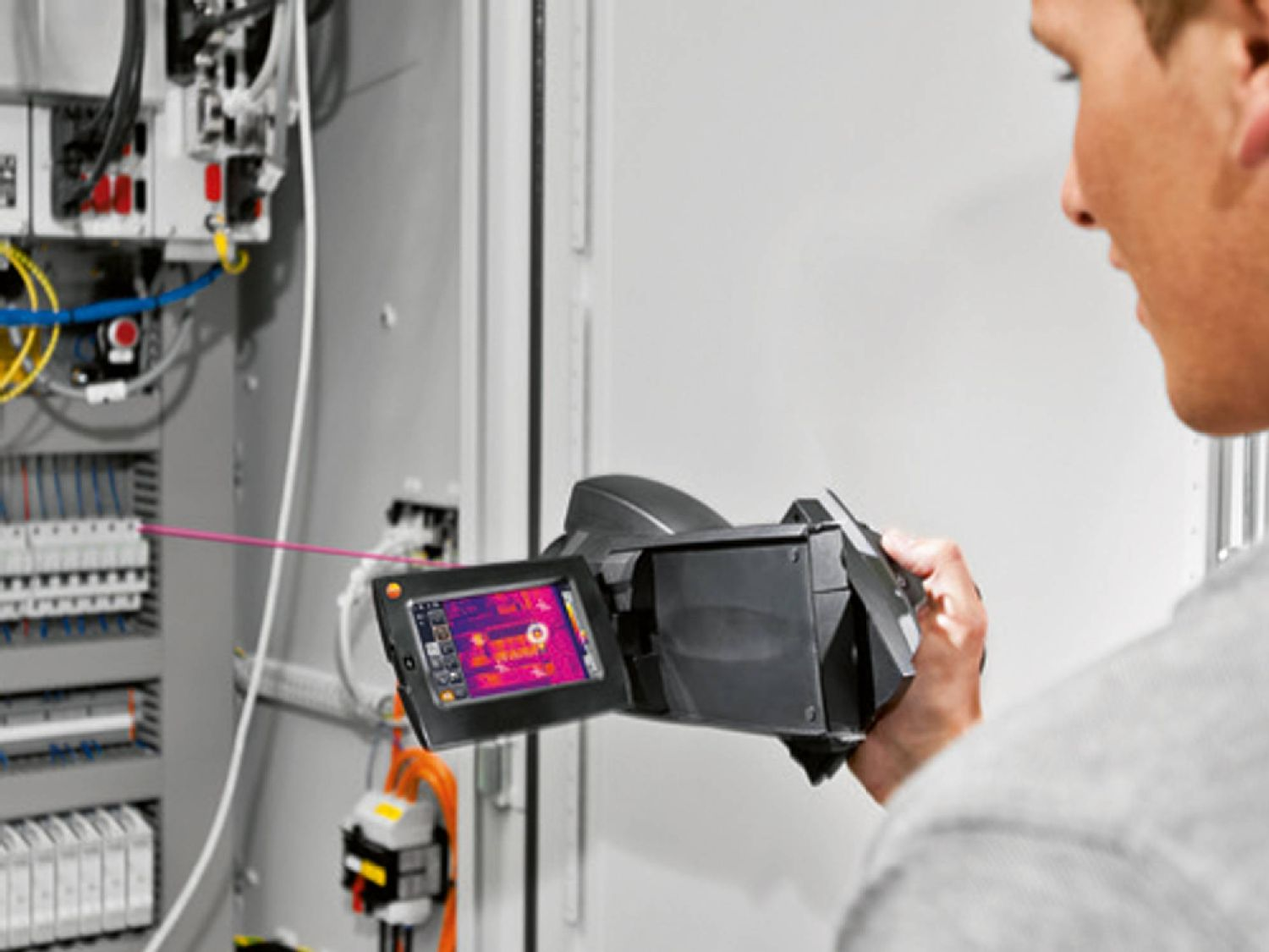 Analyzing thermal images