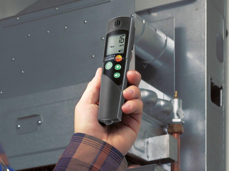 Medidor de monóxido de carbono de Testo