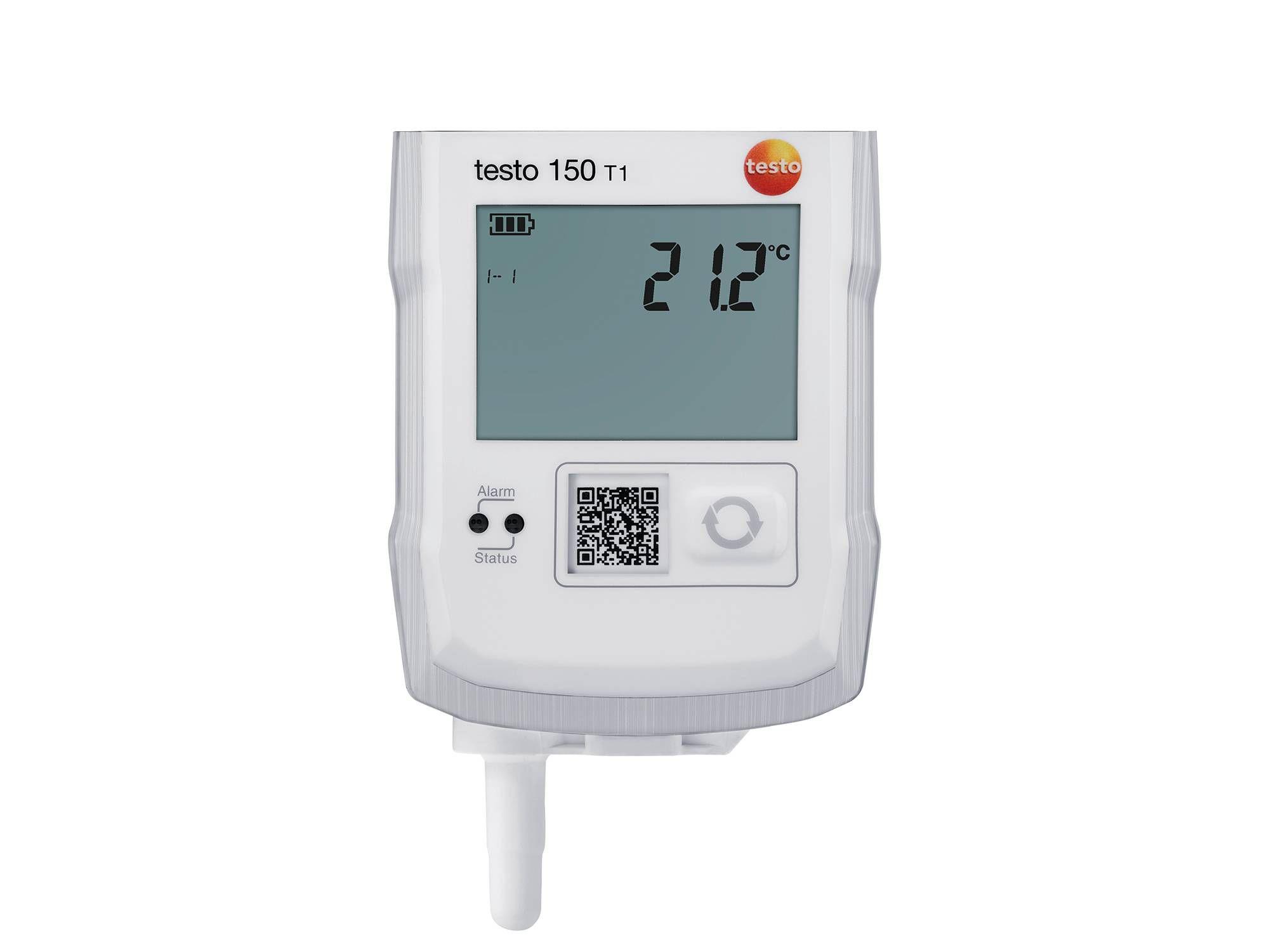 testo 150 T1 data logger module