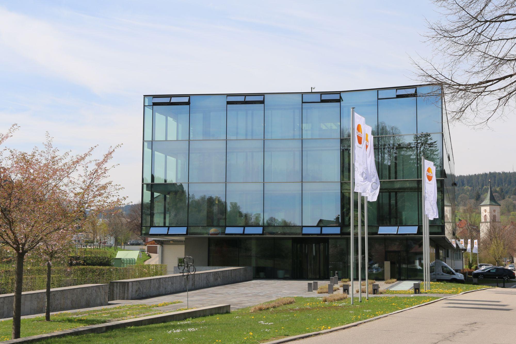 Testo-Zentrale in Lenzkirch.
