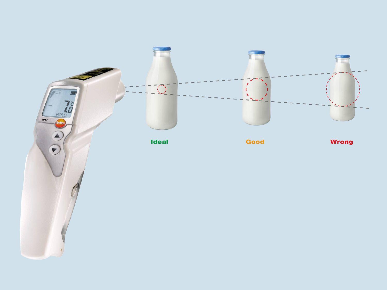 Testo mérőműszerek kalibrálása