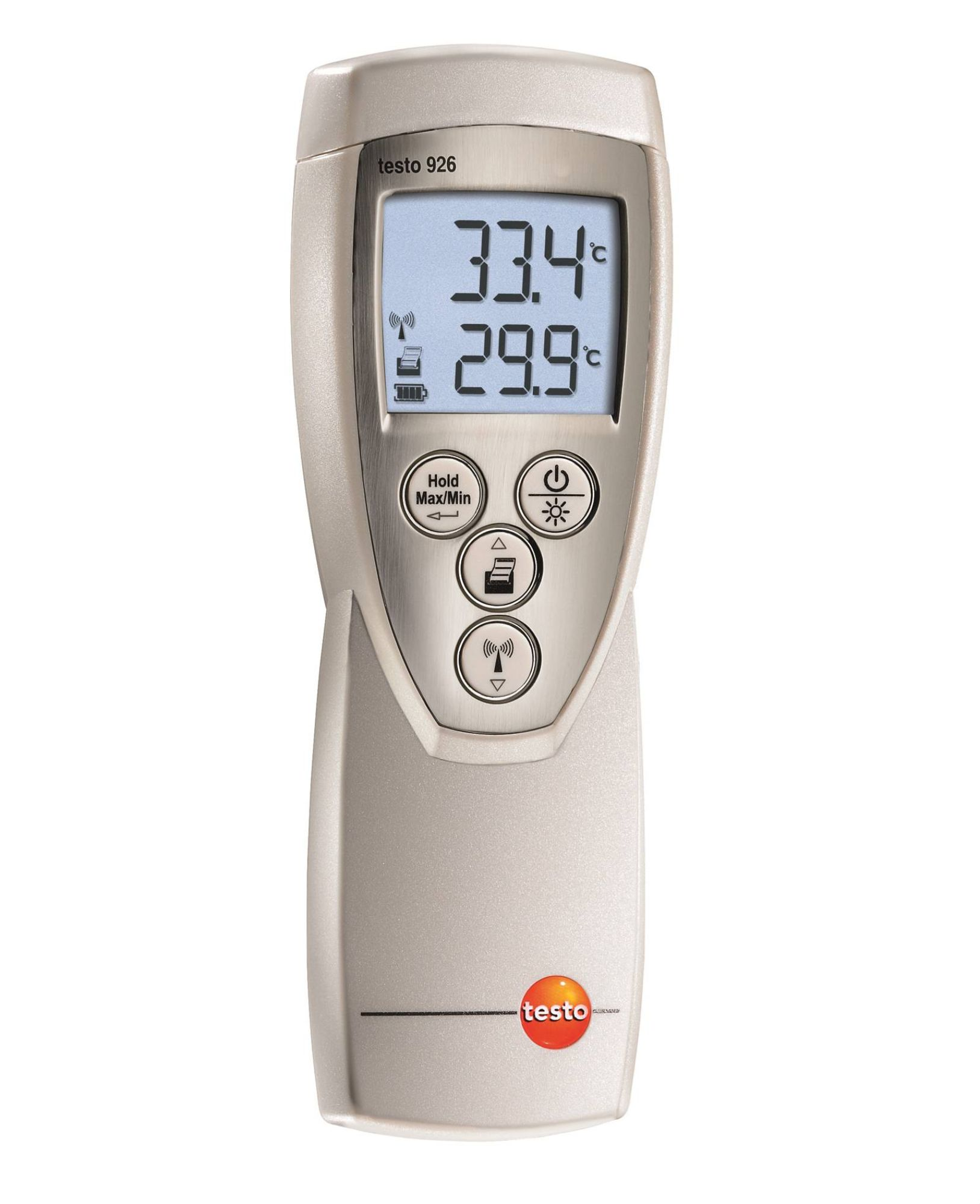 Thermomètre à sonde externe