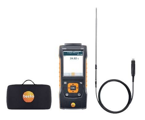 testo 440 Kit de laboratoire