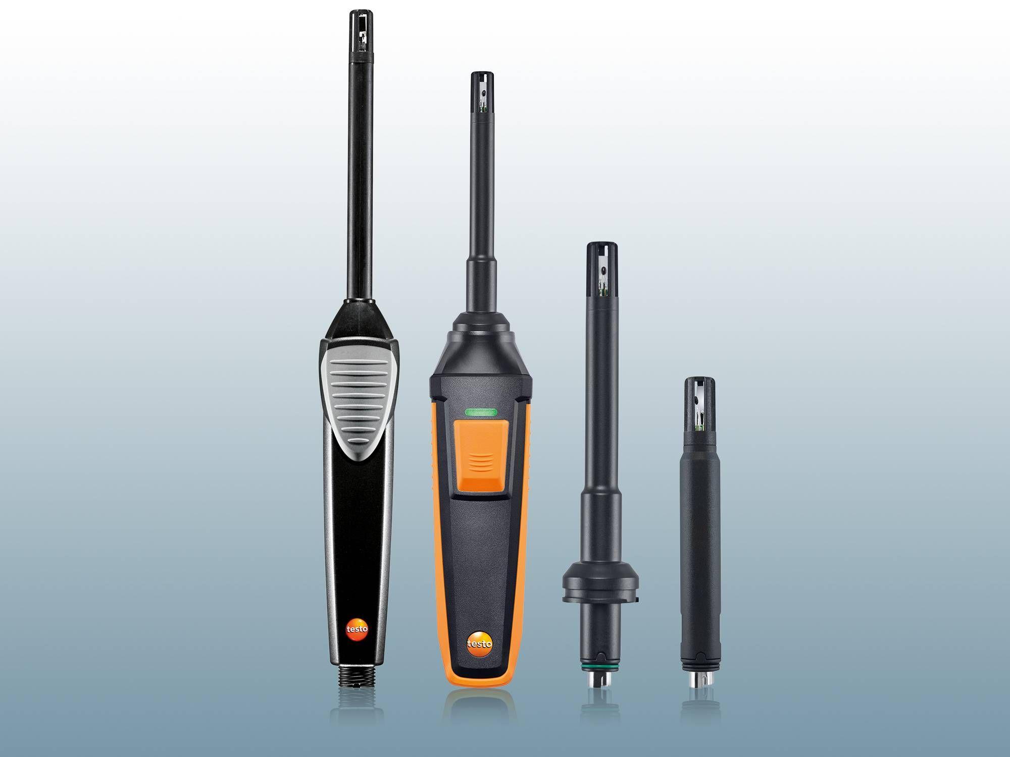 Testo hygrometer