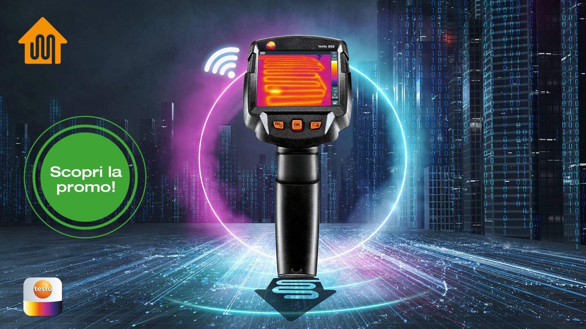 testo 868 thermal imager