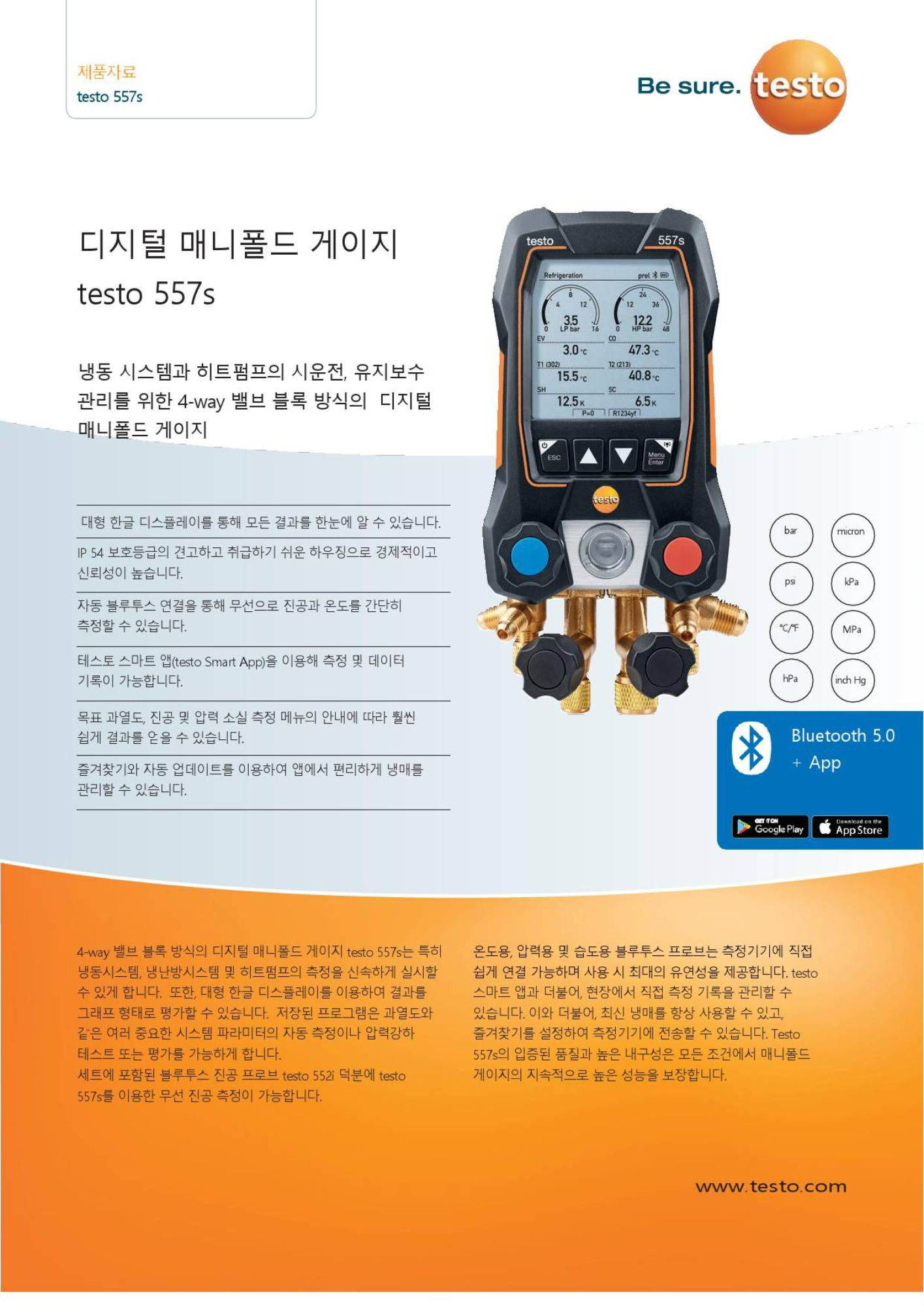 testo 915i temperature kit
