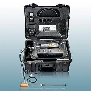 testo 350 maritime exhaust gas analyzer