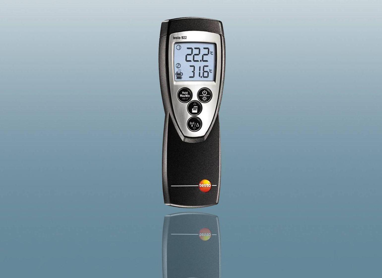 testo 922 Temperaturmessgerät
