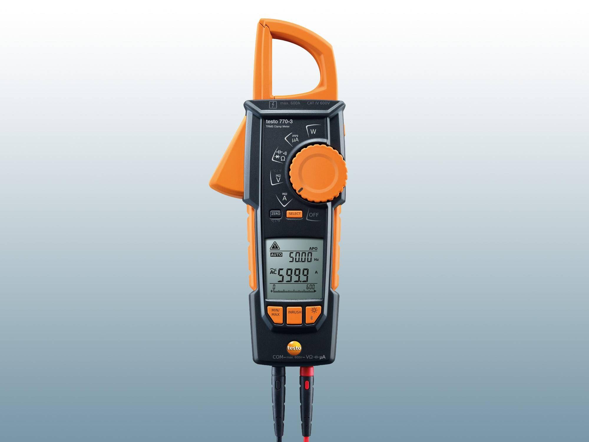 Pens ampermetre testo 770-3