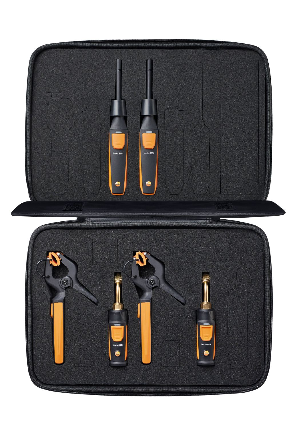 testo Smart Probes AC & Refrigeration Test & Load Kit Plus delivery