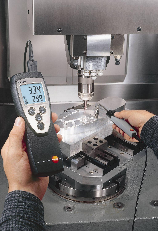 Termómetro testo 925 para sector HVAC