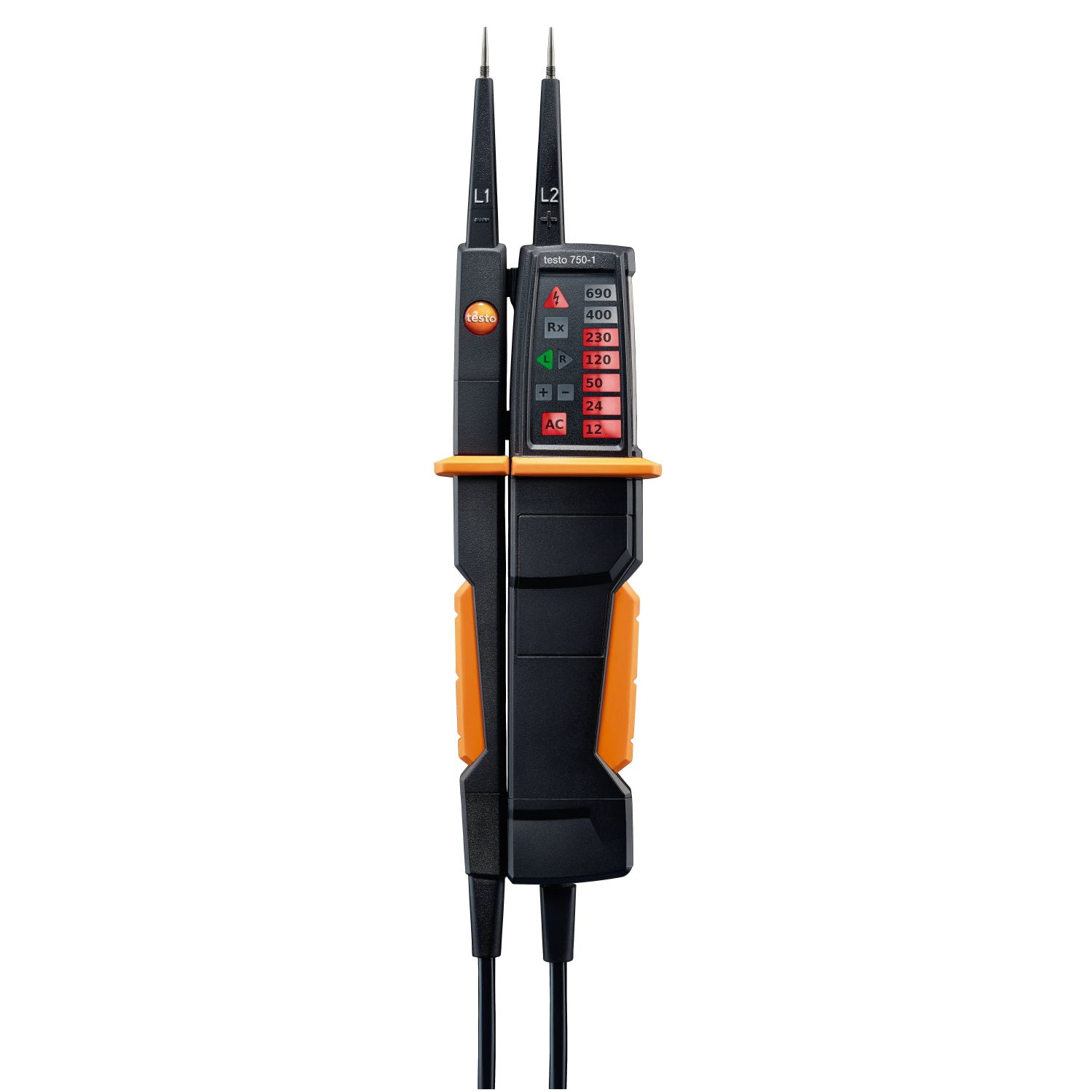 testo 750-1 voltage tester