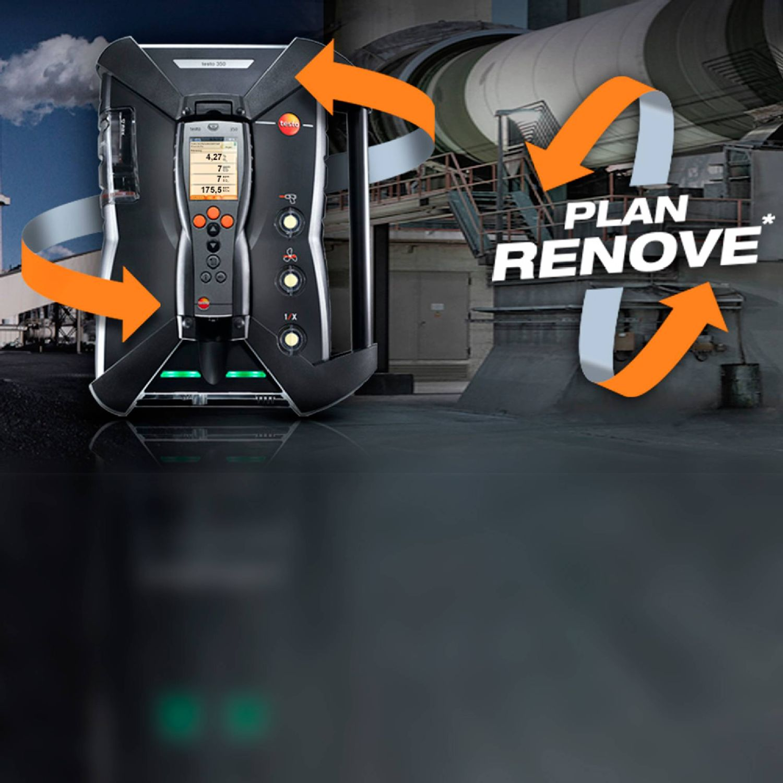 Plan renove testo 350