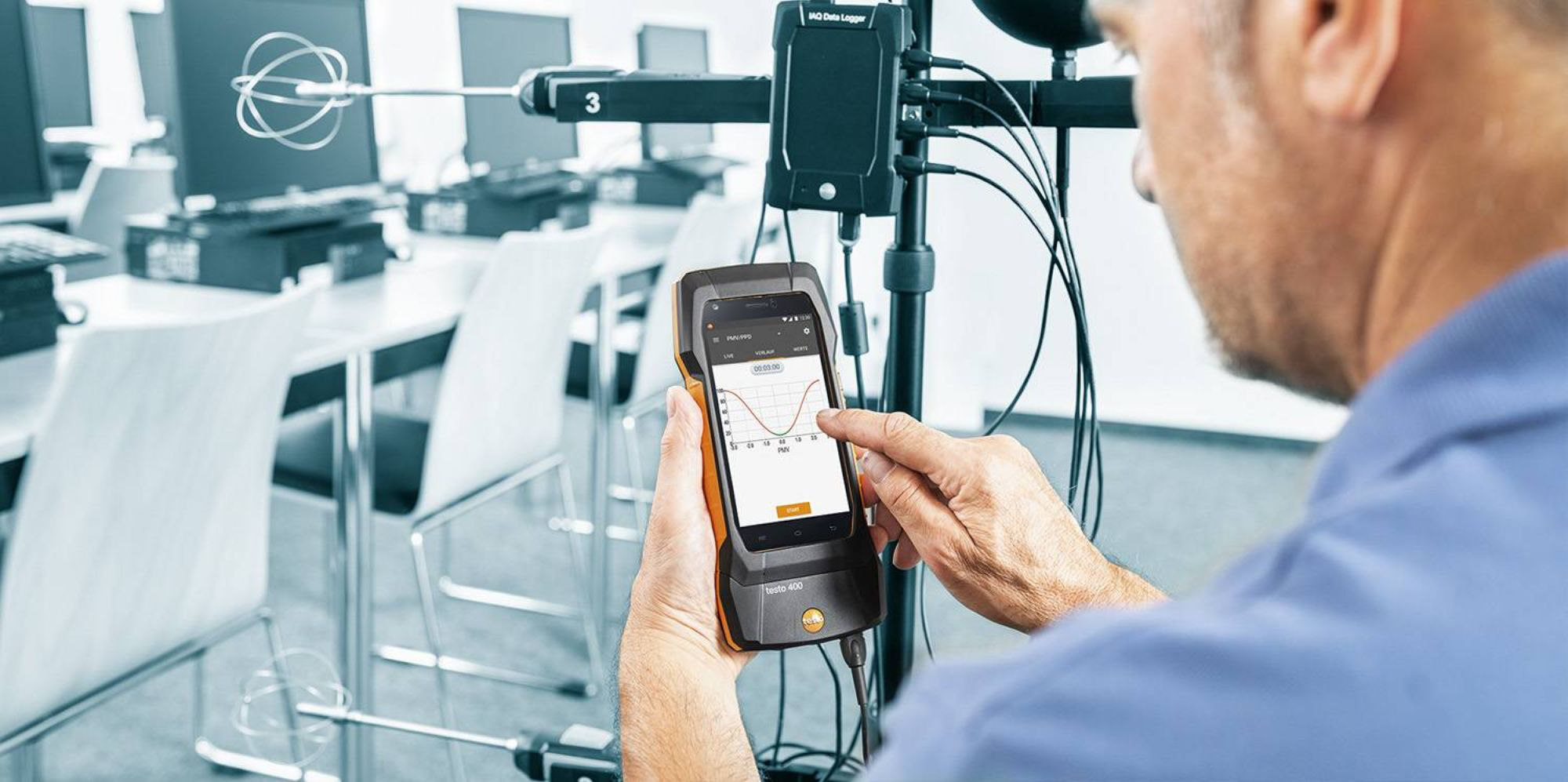 Havalandırma sistemleri ve iç hava kalitesi kontrolleri