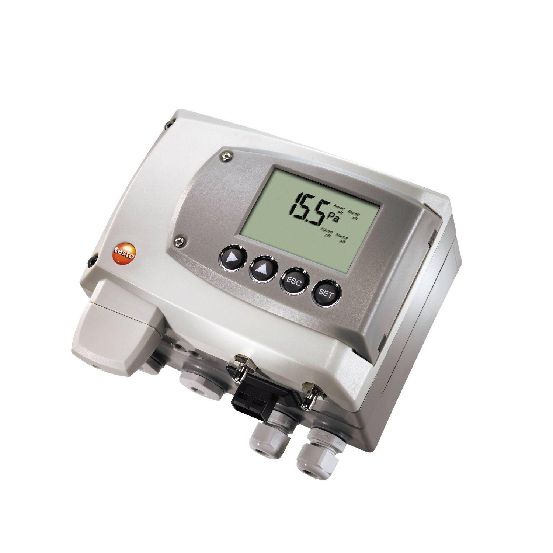 Transmetteur de pression différentielle pour l'industrie