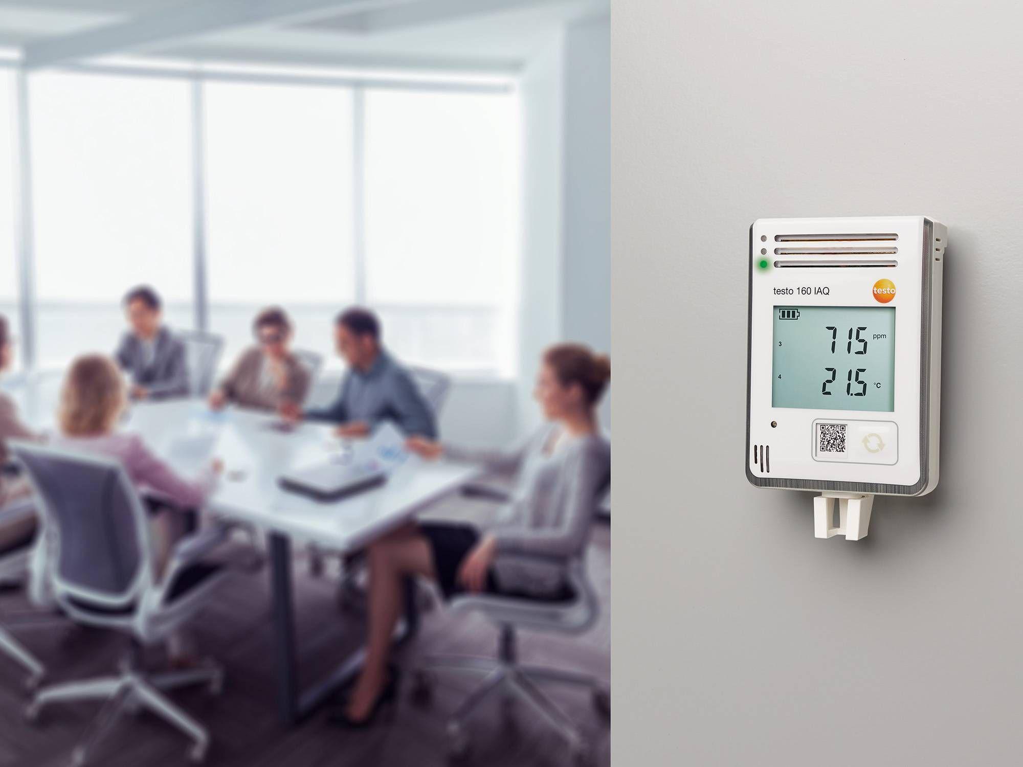 CO2 in klaslokalen