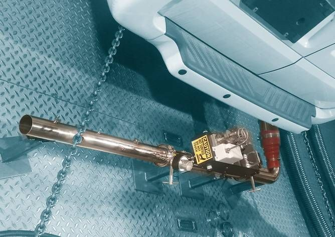 发动机排放台架测试