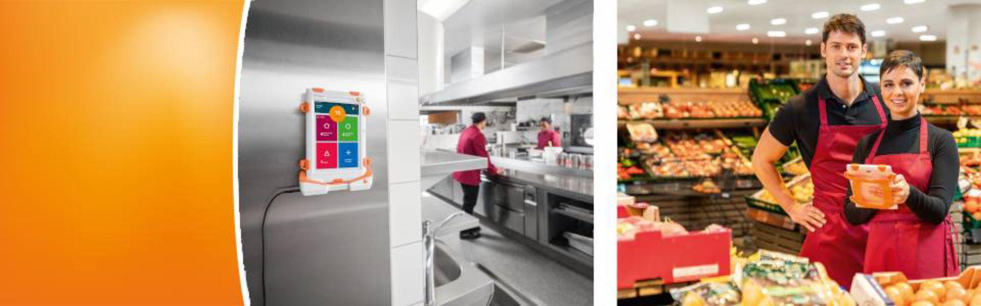 Dijital gıda güvenliği sistemleri