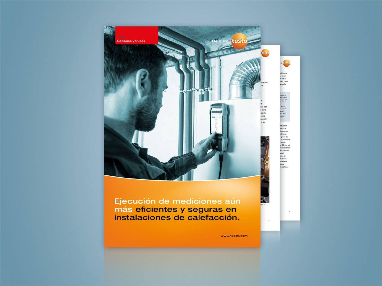 Descarga de los consejos y trucos para la medición de gases de combustión