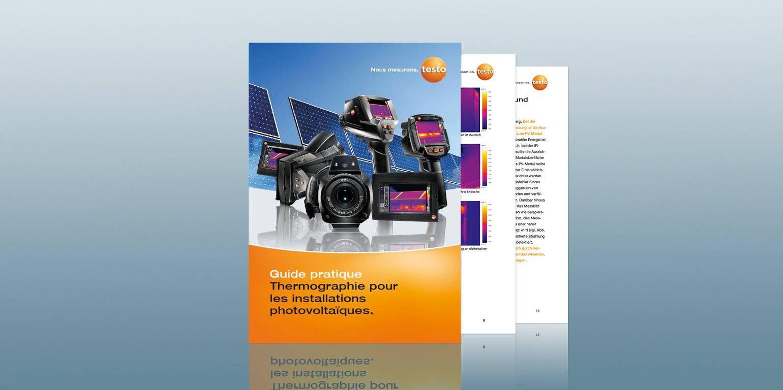 Guide pratique Thermographie pour les installations photovoltaïques