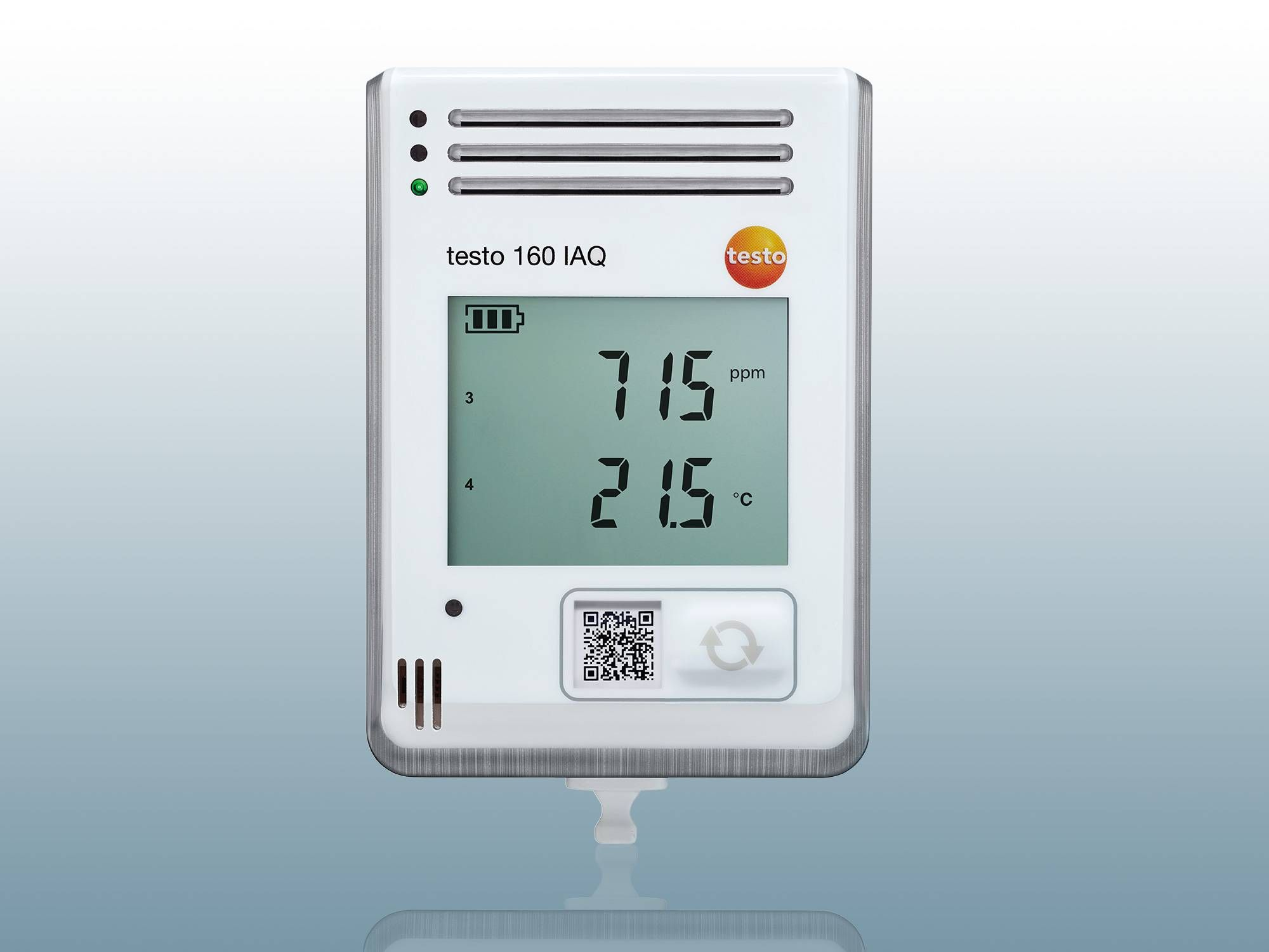 Data logger CO₂ testo 160 IAQ