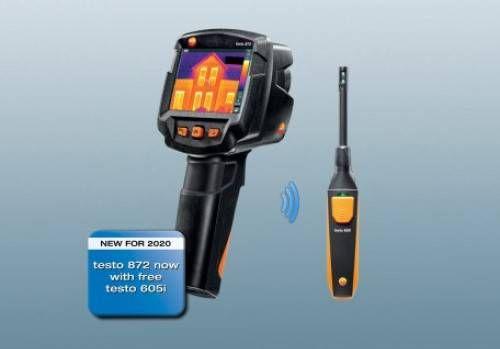 testo 872 thermal imager