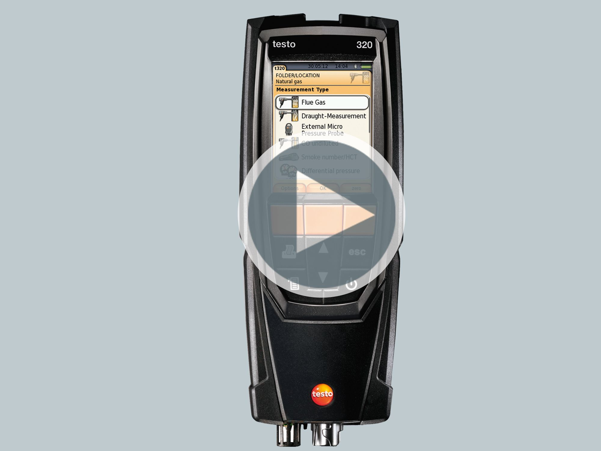 Application Videos: testo 320