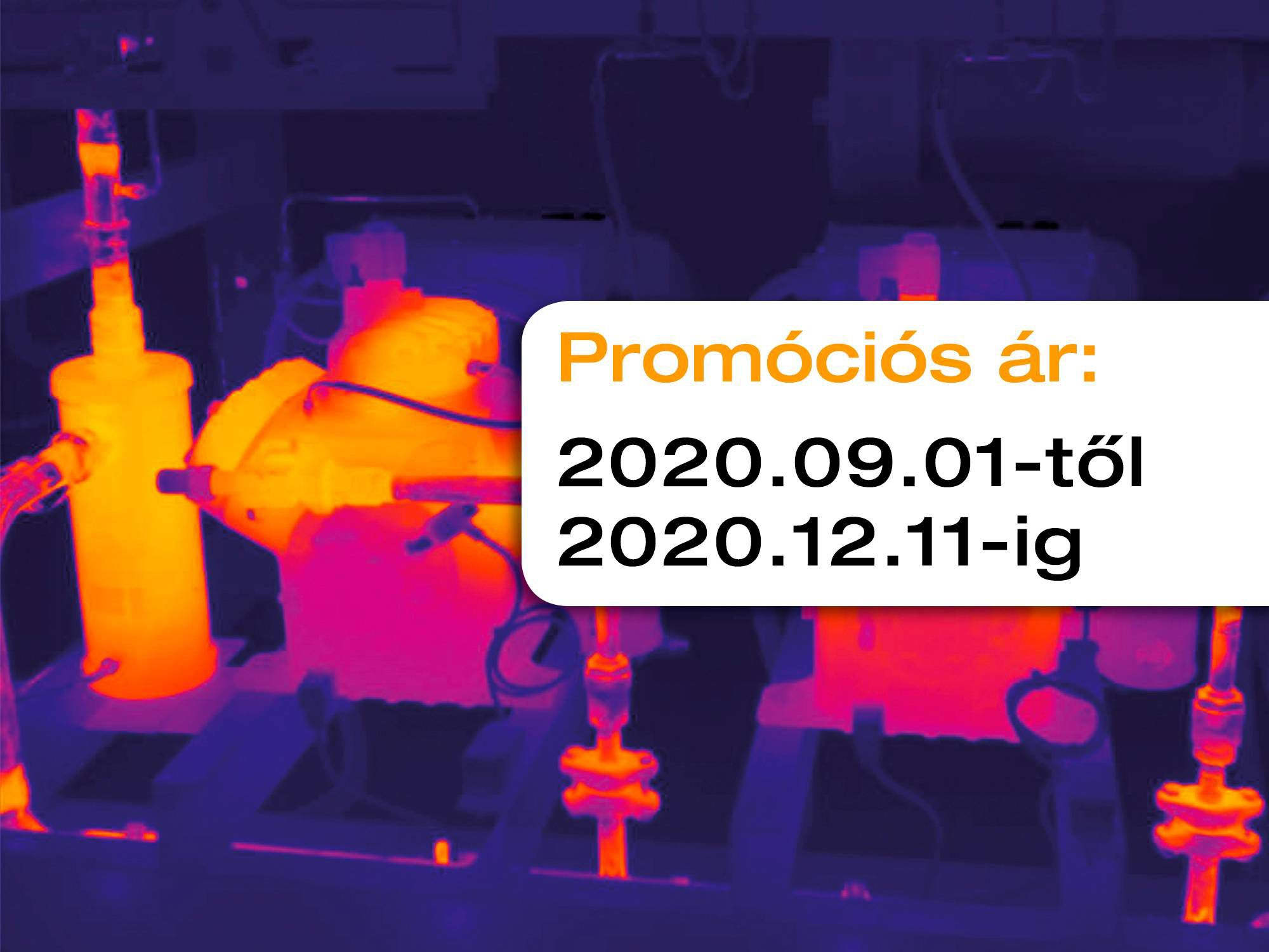 testo 868: okos hőkamera applikációval