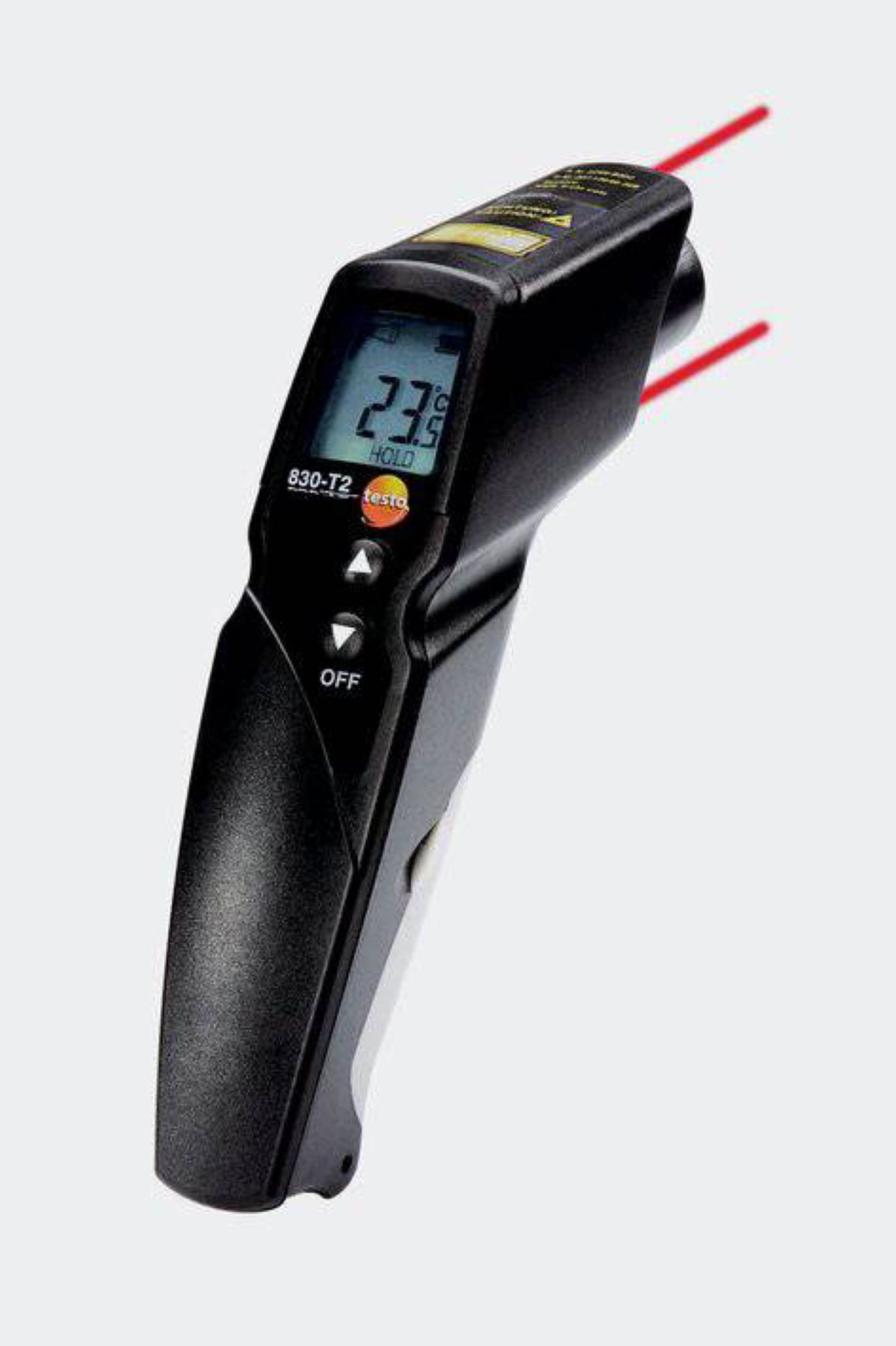 Infrared thermometer testo 830-T2