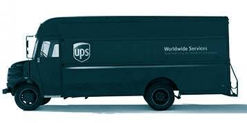 UPS Collection Form