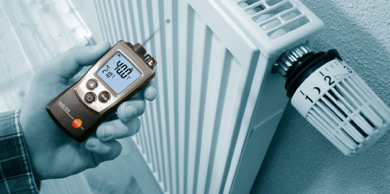 IR-Thermometer testo 810