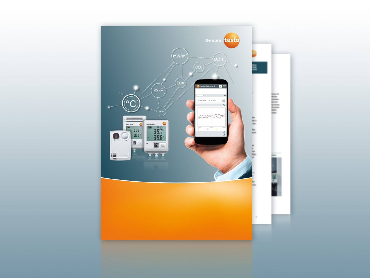 testo saveris 2 Brochure
