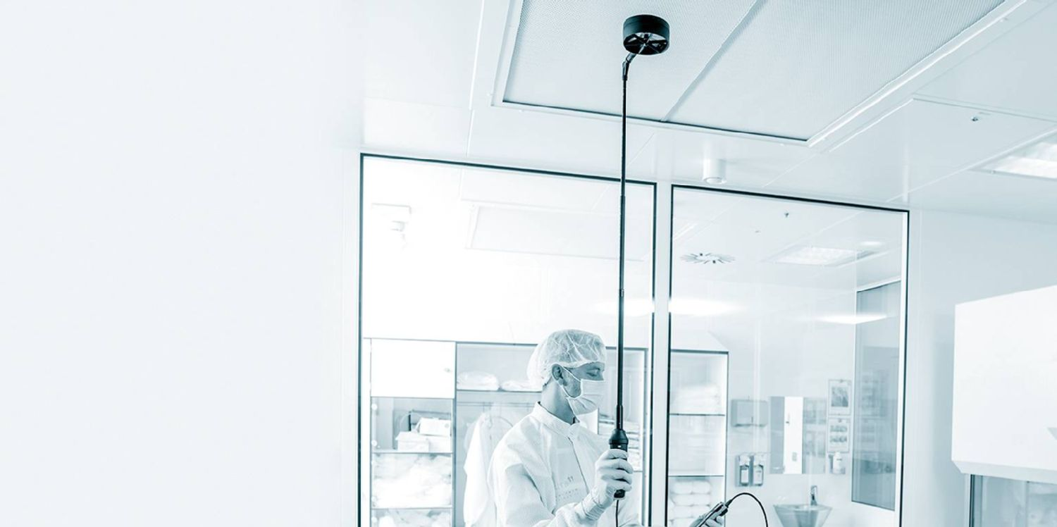 In Laboratoria/cleanrooms